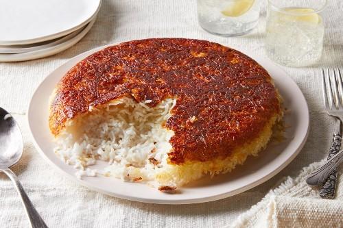 Persian-ish Rice From Samin Nosrat