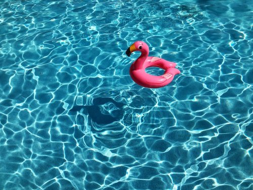 You Can Use a Magic Eraser to Clean Your Swimming Pool—Yes, Really!