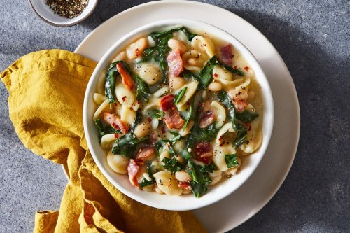 Any Green, Any Bean, Any Pasta—Sohla Turns It Into Dinner