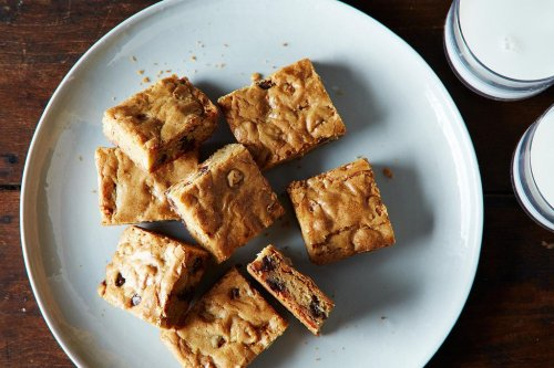 Cook's Illustrated's Blondies