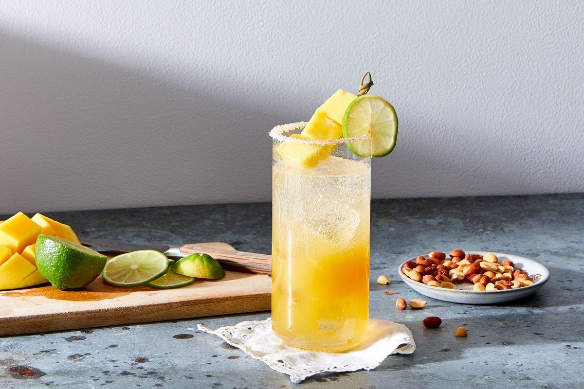 Spicy Mango Limeade