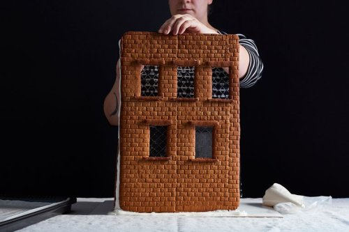 This is the year to finally tackle an epic gingerbread house, just for fun!