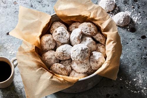 Snowball Cookies From Duff Goldman