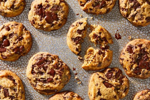 This Chocolate Chip Cookie Isn't Crispy or Chewy—It's Better