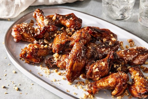 Sohla El-Waylly's Saucy Secrets to Oven-Roasted Chicken Wings