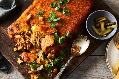 Persian-Inspired Crispy Rice & Chicken for Thanksgiving (or Dinner Tonight)