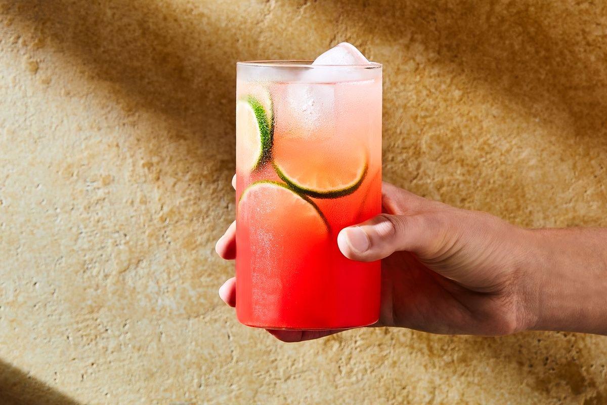 Kristin Donnelly's Watermelon Agua Fresca