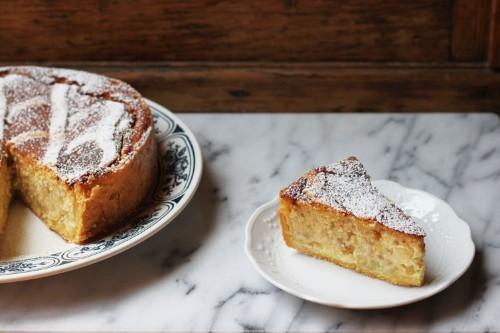 Pastiera Napoletana (Neapolitan Wheat Berry & Ricotta Easter Cake)