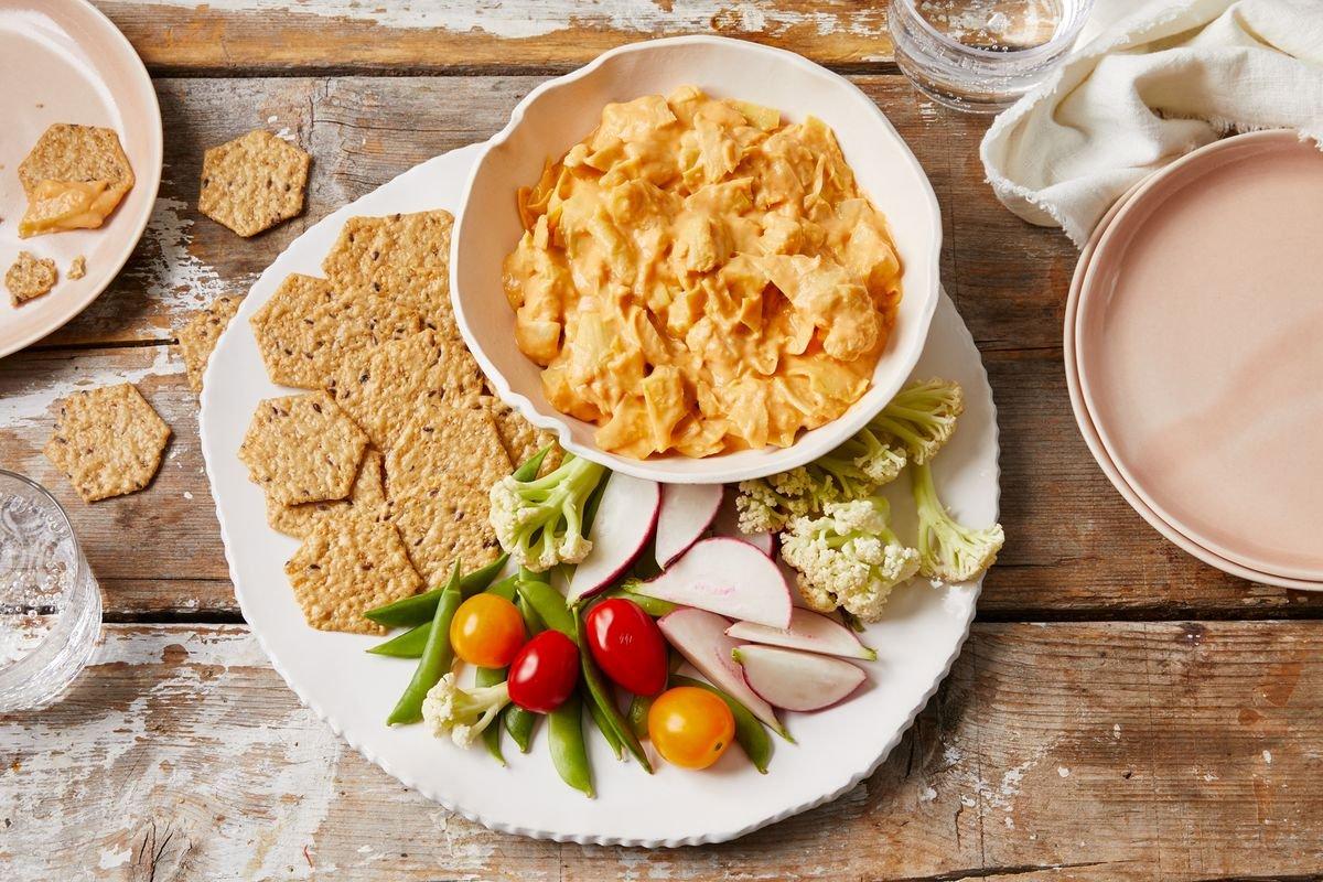 28 Vegan Snacks for Parties & Midday Slumps Alike - cover