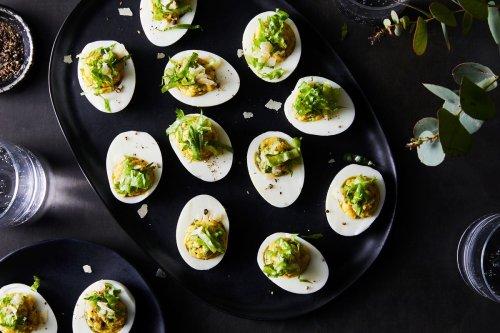 The No-Pot, No-Water Way to Make Hard-Boiled Eggs