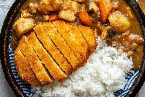 Crispy Tofu Katsu
