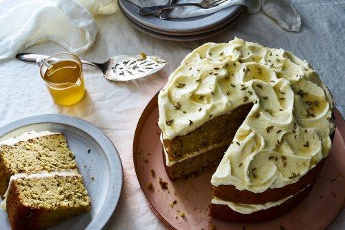 Fennel Honey Cake