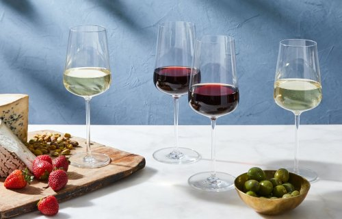 Wine Glasses Need Not Be Complicated—Here's the Lowdown