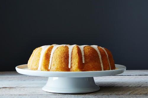 Sweet Cream Bundt Cake