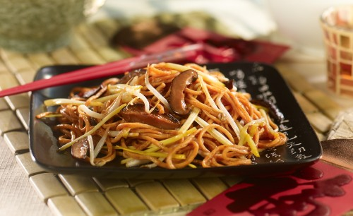Chinese New Year Longevity Noodles