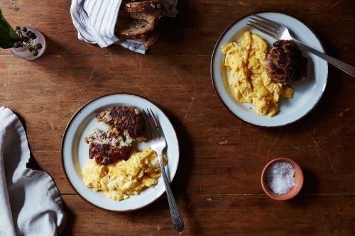 Apple and Pork Breakfast Sausage