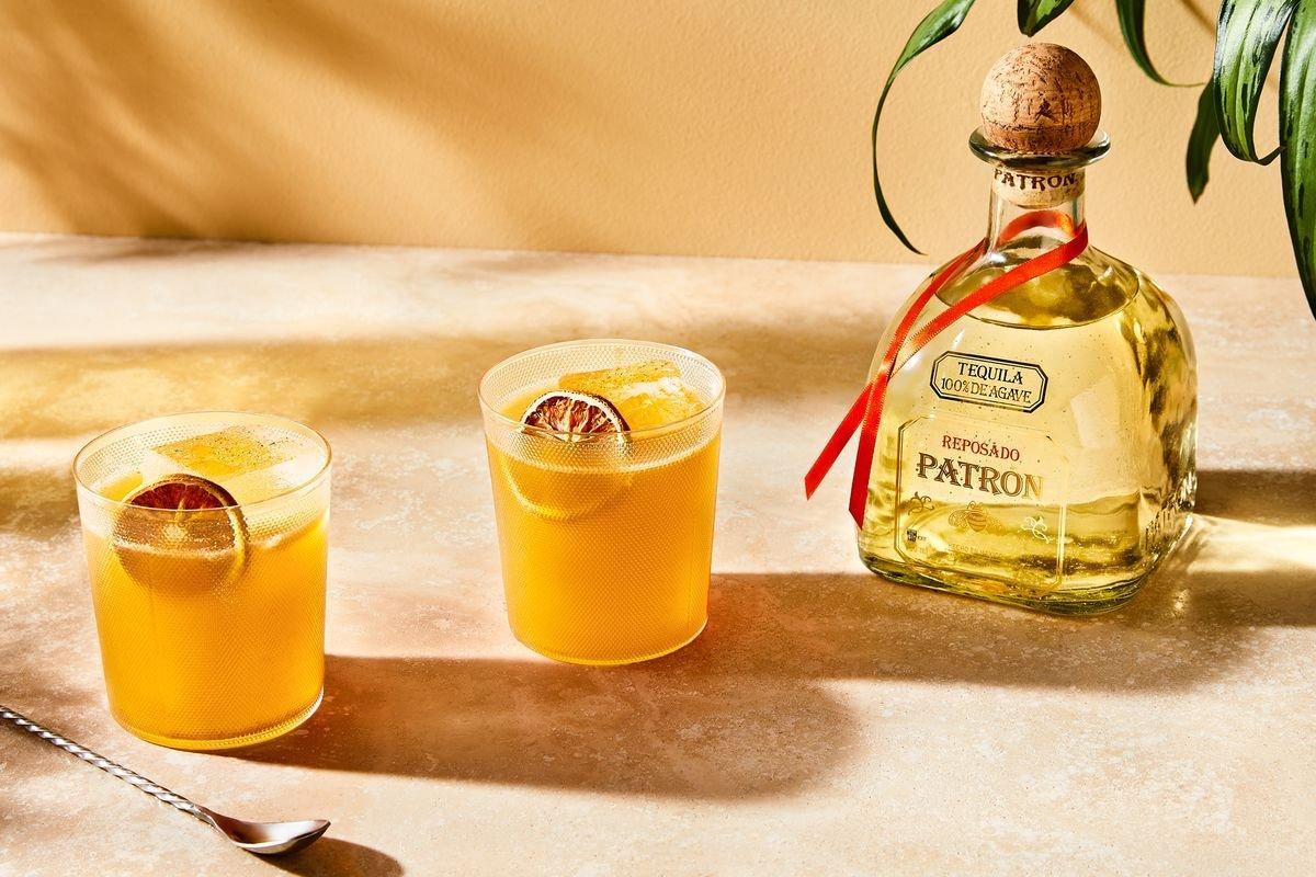 Spiced Pecan Margarita From A-K Hada