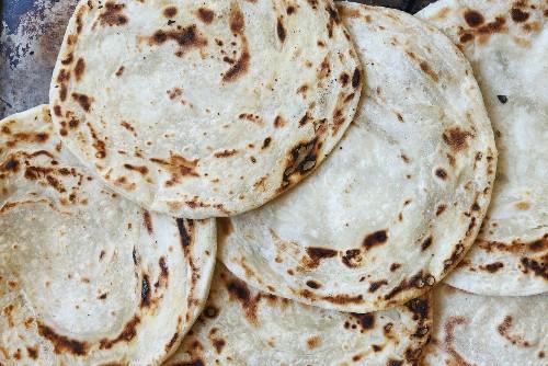 Paratha Tortillas (Parathatillas)
