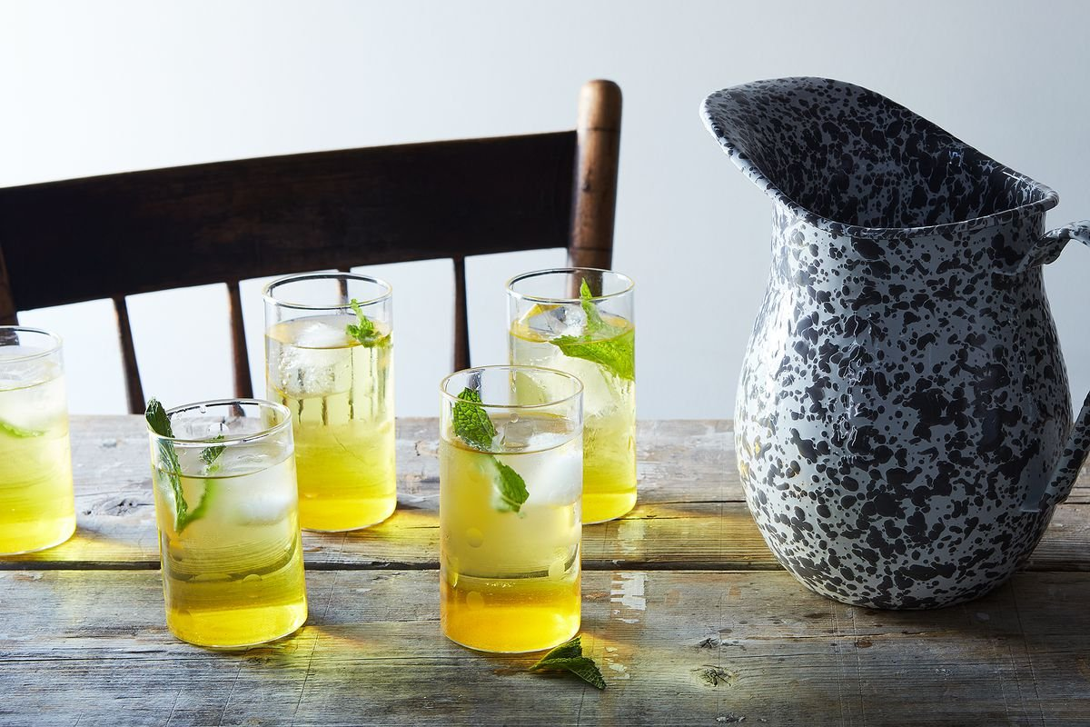 Saffron & Cardamom Lemonade Concentrate