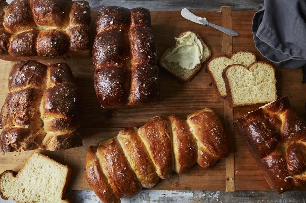 Discover bread recipes