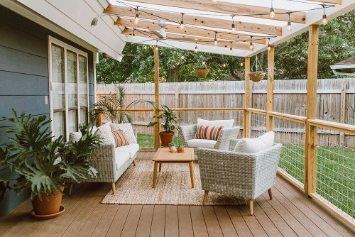 10 Outdoor Lighting Ideas to Set the Summer Mood