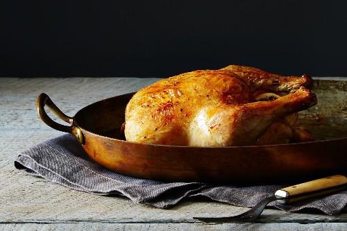 Barbara Kafka's Simplest Roast Chicken