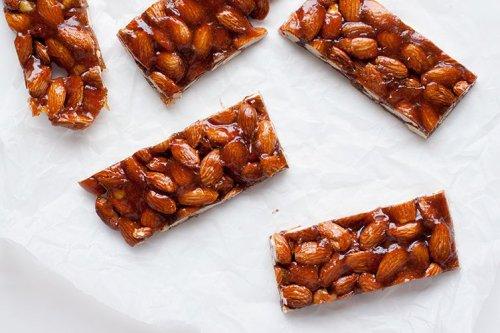 Torrone Siciliano (Sicilian Almond Brittle)
