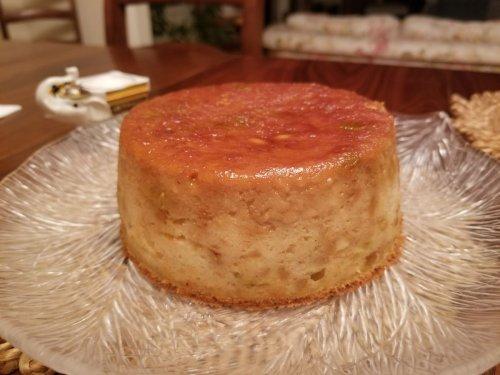 Bertha's Bread Pudding