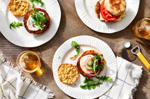 Veggie Burgers You Could Make in Your Sleep