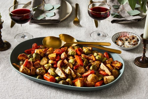 A Thanksgiving Trick for the Most Flavorful Roasted Vegetables