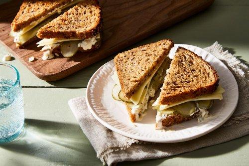 The Joy of a 5-Minute Pickle Sandwich