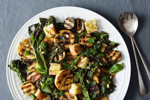 19 Grilled Recipes All About the Vegetables