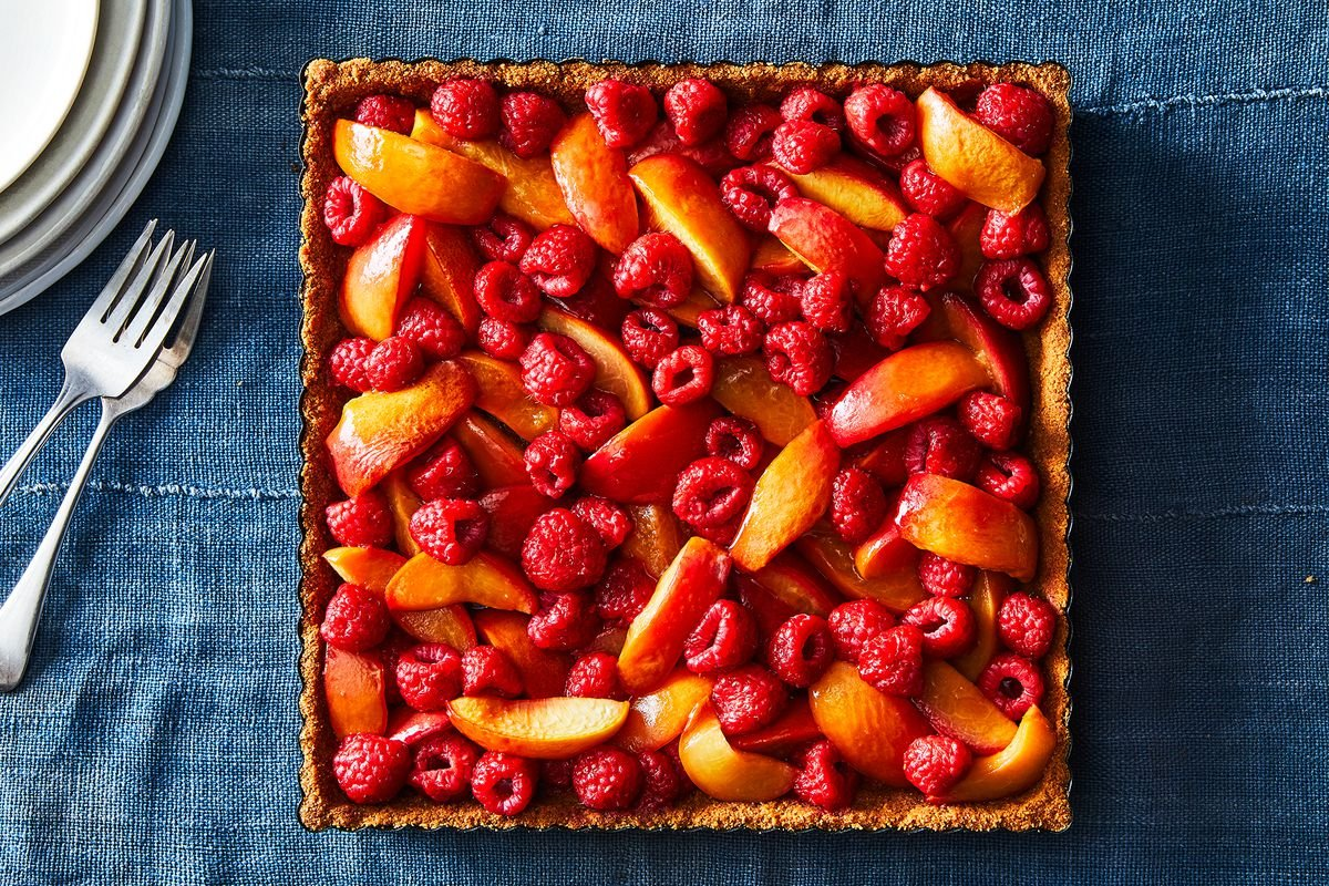 23 Sweet & Simple Fourth of July Desserts - cover