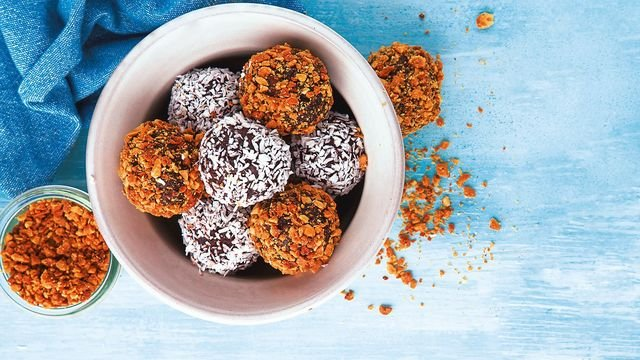 Protein Balls: The Good, The Bad And The Ugly