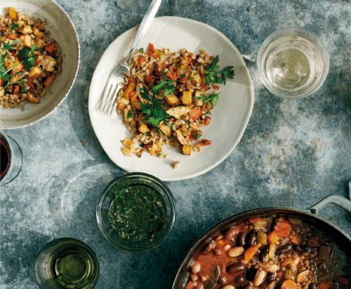 Insalata di farro con verdure al forno - Food&Wine Italia
