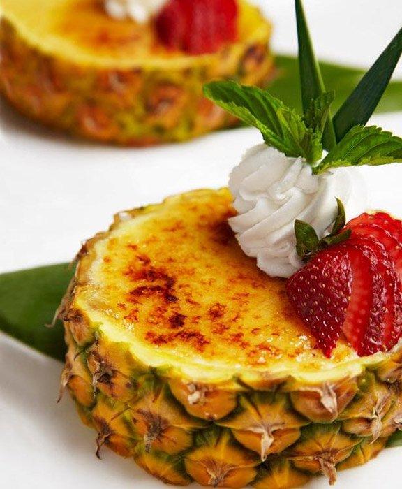 The Best Crème Brûlée Pineapple Recipe Ever