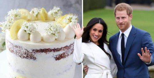 Make The Royal Wedding Cake at Home: Lemon and Elderflower Cake Recipe