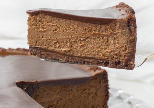 Delicious Chocolate Espresso Cheesecake Recipe