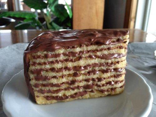 Smith Island Cake Recipe