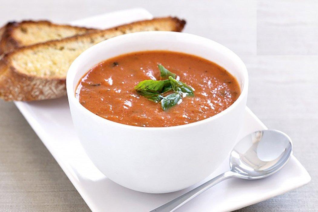 Italian Tomato & Basil Soup