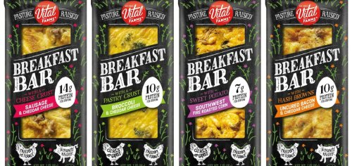 Vital Farms targets convenience for the pandemic consumer with new Breakfast Bars