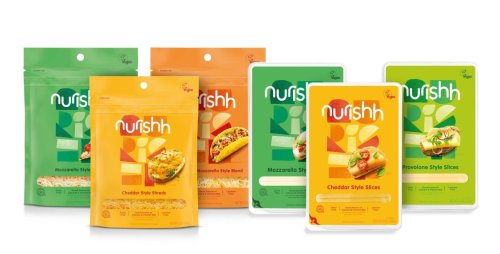 Bel Brands launches 100% plant-based Nurishh brand