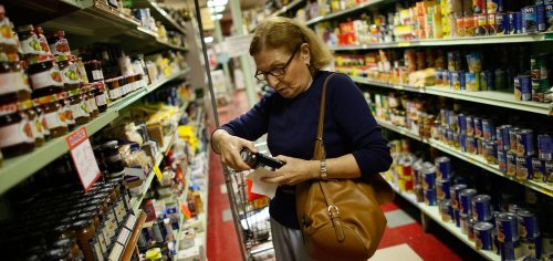 Consumers are paying more attention to ingredient lists, report finds