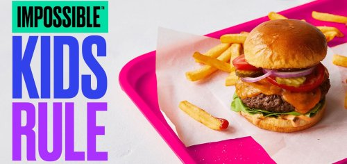 How Impossible Foods is getting Gen Z interested in plant-based meat