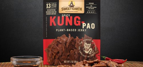 Nestlé's Sweet Earth moves into snacking aisle with plant-based jerky