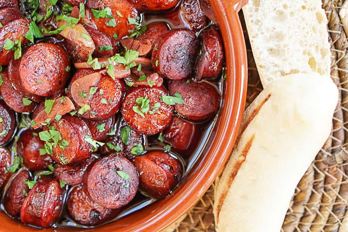 Mid-Week Spanish Recipes