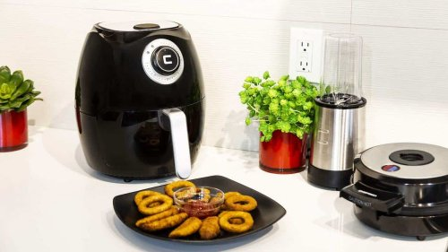 The Best Large Capacity Air Fryers