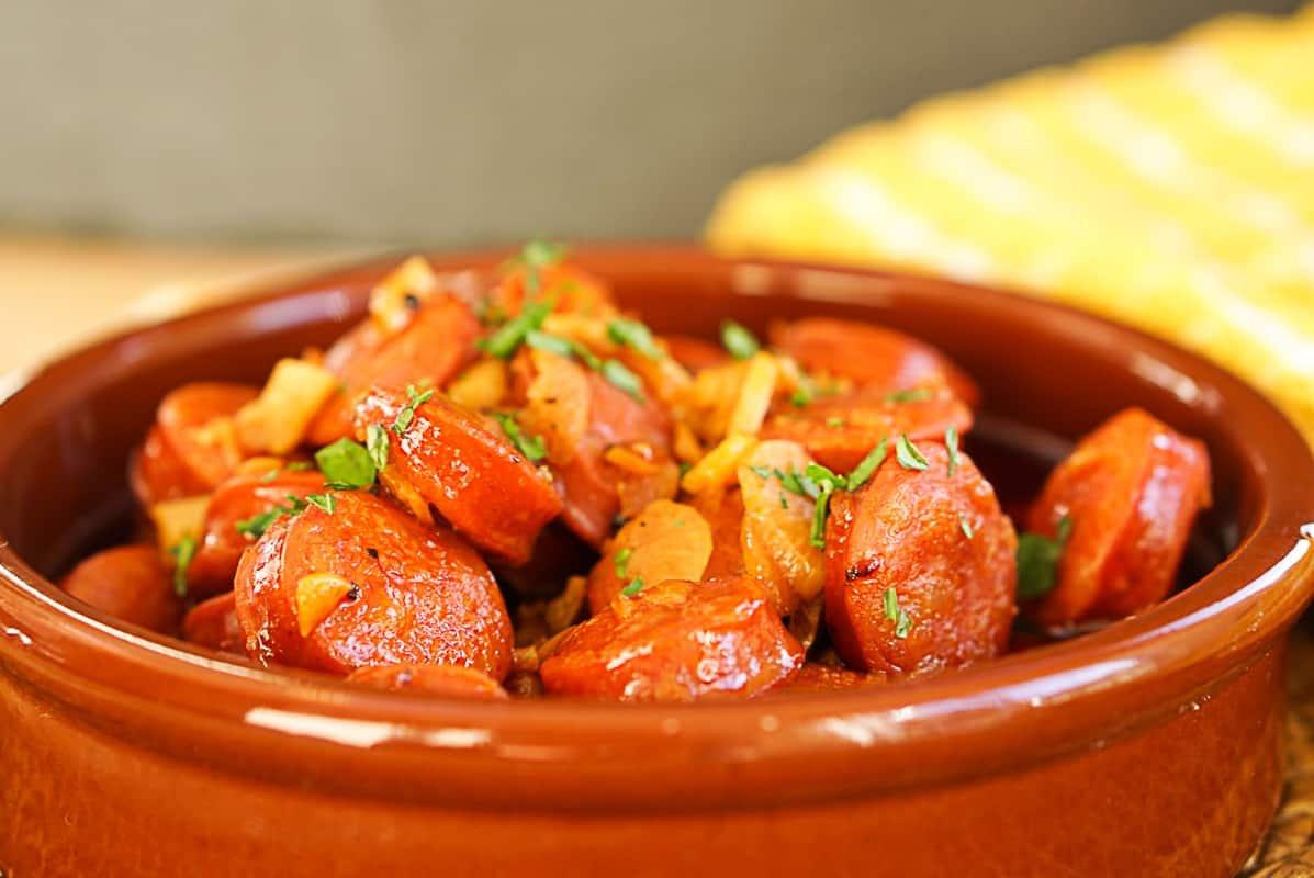 Amazing Chorizo Recipes to Make Today - cover