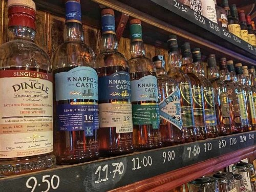 Irish Whiskey Guide-How To Drink Whiskey In Ireland