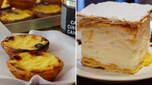 10+ Of The Best Portuguese Desserts - Recipes To Try At Home